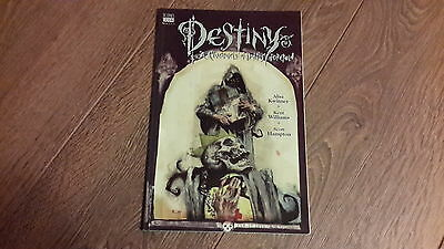 """Destiny book 2 by Alisa Kwitney """"A chronicle of deaths foretold"""" 1997"""