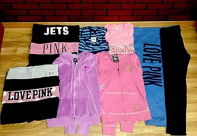 Victoria's Secret Pink clothing lot - 10 pieces - size medium - FREE Canada Ship