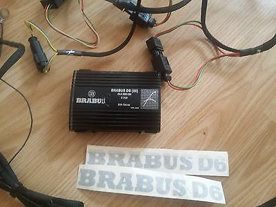 Genuine Brabus D6(iii) 280 & 320CDI from 220 to 275hp AMAZING PnP, 1hour to fit