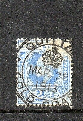 Gold Coast with nice Crown cancel