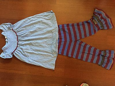 matilda jane- Character Counts Outfit EUC size 6
