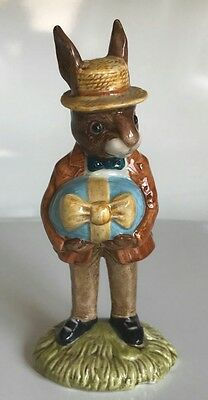 Royal Doulton 'mr Bunnykins At The Easter Parade' Figurine