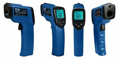 Geatex -58 to 1022°F Non-contact Infrared IR Thermometer-durable Digital Handhe