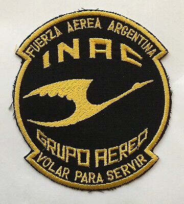Argentina Air Force Patch 10