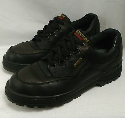 Mephisto Mens Size 9 Air Relax Slacker Gore-Tex Leather Walking Comfort Shoes