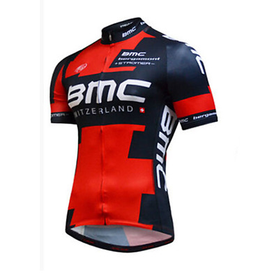 New Cycling Jersey Men's Short Sleeve Shirt Team Bicycle Clothing Bike
