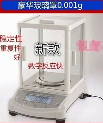 Digital Balance Scale 500g  0.001g Precision Accurate 1