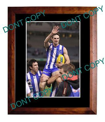 Brady Rawlings Kangaroos Final Match Large A3 Photo