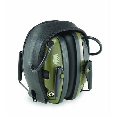 Howard Leight R-01526 Impact Sport Electronic Earmuff Shooting Ear Protection!!