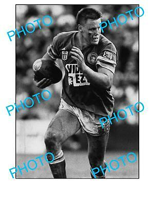 Glenn Lazarus Canberra Raiders Star Large A3 Photo