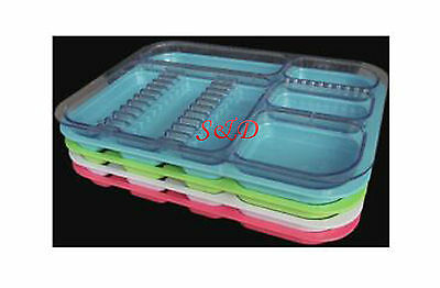 FDA Dental Autoclavable Instruments Assorting Tray Durable 135℃ FREE SHIPPING