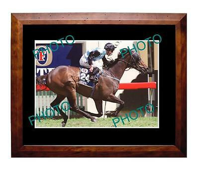 Brew 2000 Melbourne Cup Win Large A3 Photo