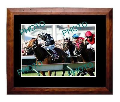Railings 2005 Caulfield Cup Win Large A3 Photo