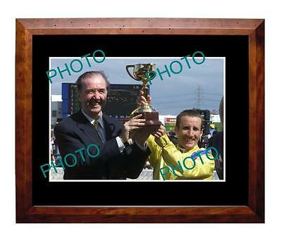 Media Puzzle 2002 Melbourne Cup Win Large A3 Photo 2