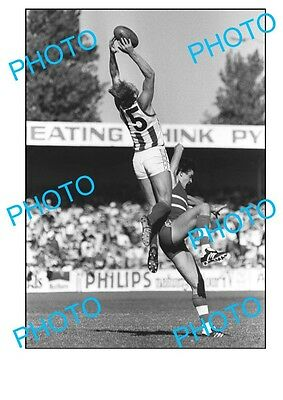 Malcolm Blight North Melbourne Fc Legend A3 Photo 1