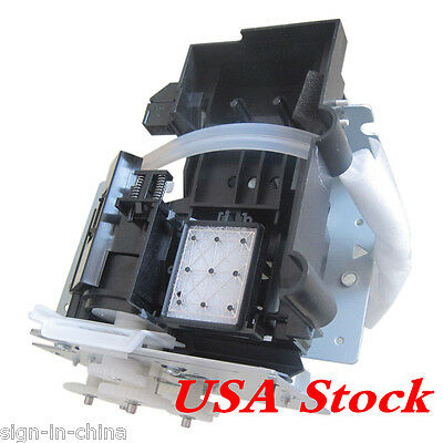 USA-Original Mutoh VJ-1604W RJ-900C Water Based Pump Capping Assembly-DF-49030