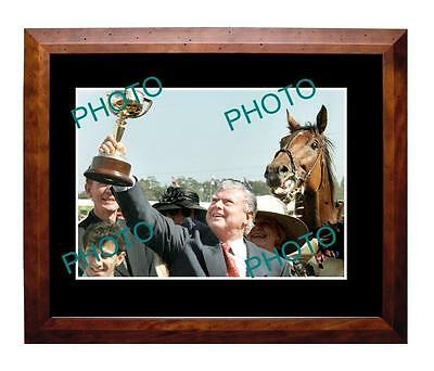 Rogan Josh 1999 Melbourne Cup Win Large A3 Photo 1