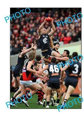 Chris Judd Carlton Fc Champion Large A3 'specky' Photo