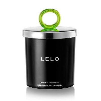 New Adult toys Lelo Massage Candle Snow Pear & Cedarwood