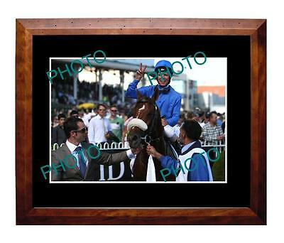 Allthegood 2008 Caulfield Cup Win Large A3 Photo