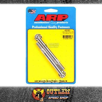 Arp Starter Motor Bolt Kit Suit Small & Big Block Chev S/steel 12Pt - Ar430-3501
