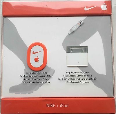 Nike +iPod sports kit. Model MA692ZM/B  NA0003-101 NEUF