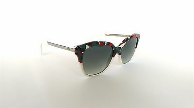 20d4c909bd1 NEW FENDI   FF 0089 S CTQDG   HAVANA RED WHITE Sunglasses ORIGINAL  Authentic100%