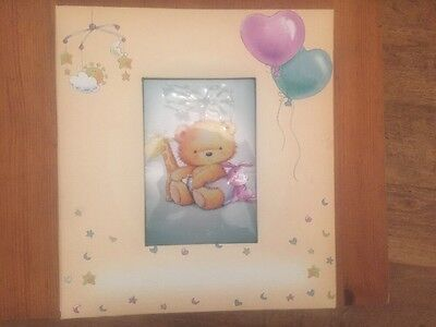 Baby Photo Book New Never Used Excellent Condition