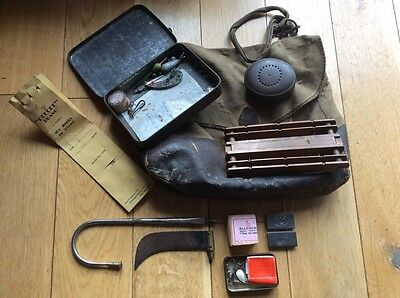 Group Of Vintage Fishing Items.