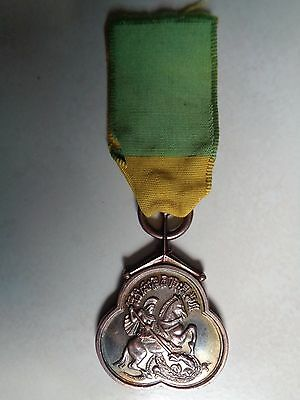 Ethiopia Military*******medal Of Merit*******the Order Of::saint George***