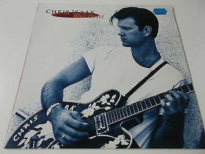 "Chris Isaak - Blue Hotel - 12"" Vinyl Maxi Single Made In Germany - Wicked Game"