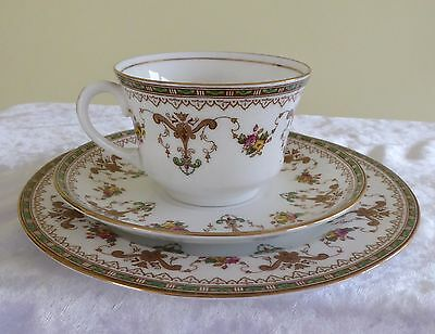 Aynsley Trio - Cup Saucer and Plate - 16199