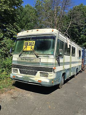 """PROJECT"" 1992 32' Gulf Stream Diesel Pusher Motor Home"