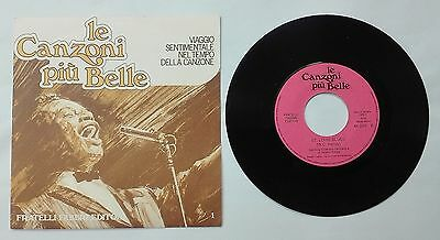 "62665 45 giri - 7"" - Johnnie Ray - Alexander's ragtime band / Nat King Cole"