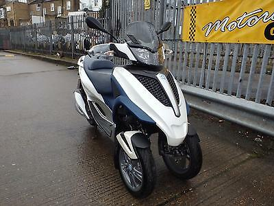 Piaggio MP3 300 YOURBAN 2012 ONLY 5k miles, Full service history