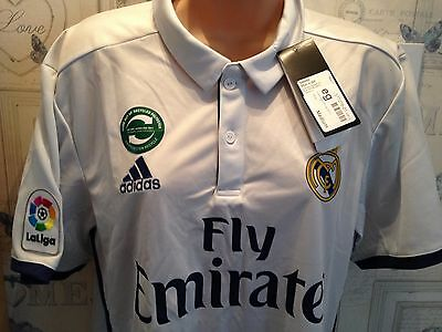 real madrid shirt size medium brand new with tags