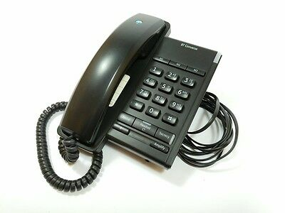 BT Converse 2100 Wall Mountable Corded Phone in Black