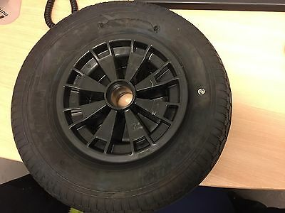 BRAND NEW Set of 3 Flexifoil Power Kiting Buggy Wheels