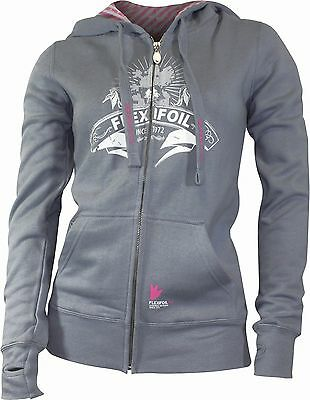 "VERY RARE Brand New Flexifoil Grey Ladies 38"" Warm Hoody"