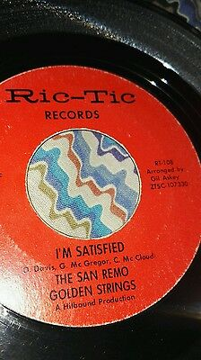 Im satisfied san remo golden string ric tic vg