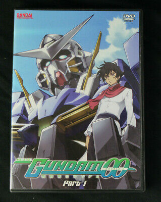 Mobile Suit Gundam Double-0 Season 1 Part 1 2-DVD Set Official NTSC Region 1
