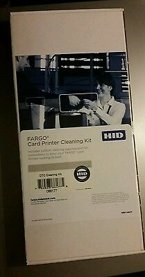 Fargo Card Printer Dtc Cleaning Kit 086177-Dtc1000/4000/4500 Genuine Fargo-Hid