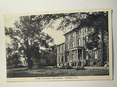 Halifax NS - Lieut.-Governor's Residence / AK