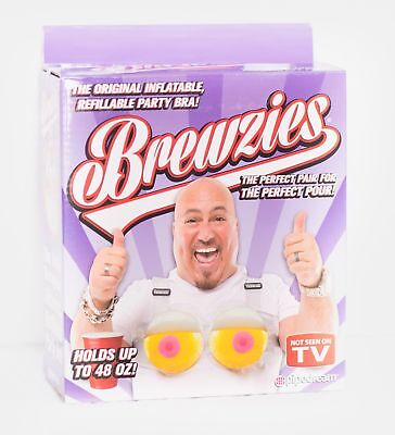 New Adult toys Brewzies Inflatable Bra