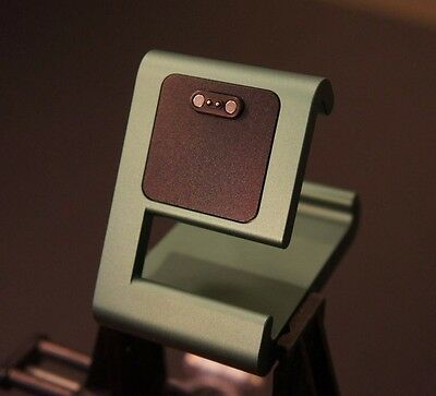 REFURBISHED TimeDock Pebble Time Dock for Charging, Stand - GREEN