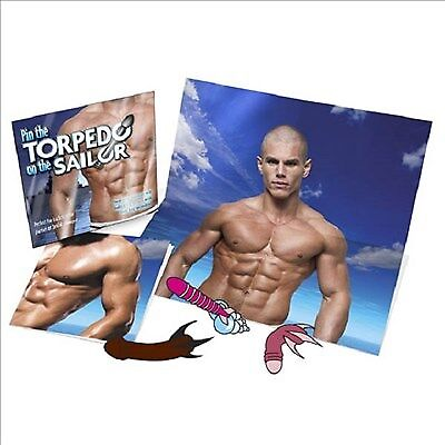 New Adult toys Pin The Torpedo On The Sailor