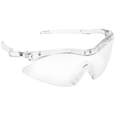 NEW Wilson Vents Eyewear CLEAR protective