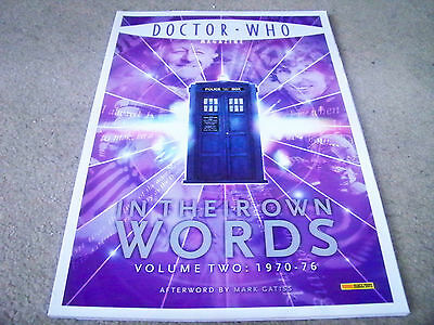Doctor Who Magazine Special Edition In Their Own Words vol 2