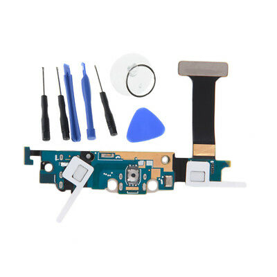 For Samsung Galaxy S6 USB Port Charging Charger Dock Replace Flex Cable+Tool