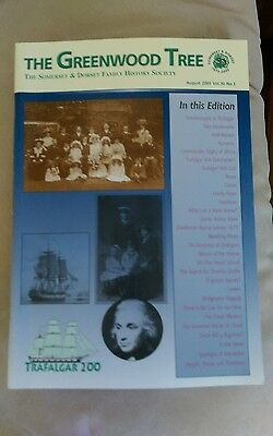 The Greenwood Tree Somerset and Dorset Family History Society August 2005 RARE